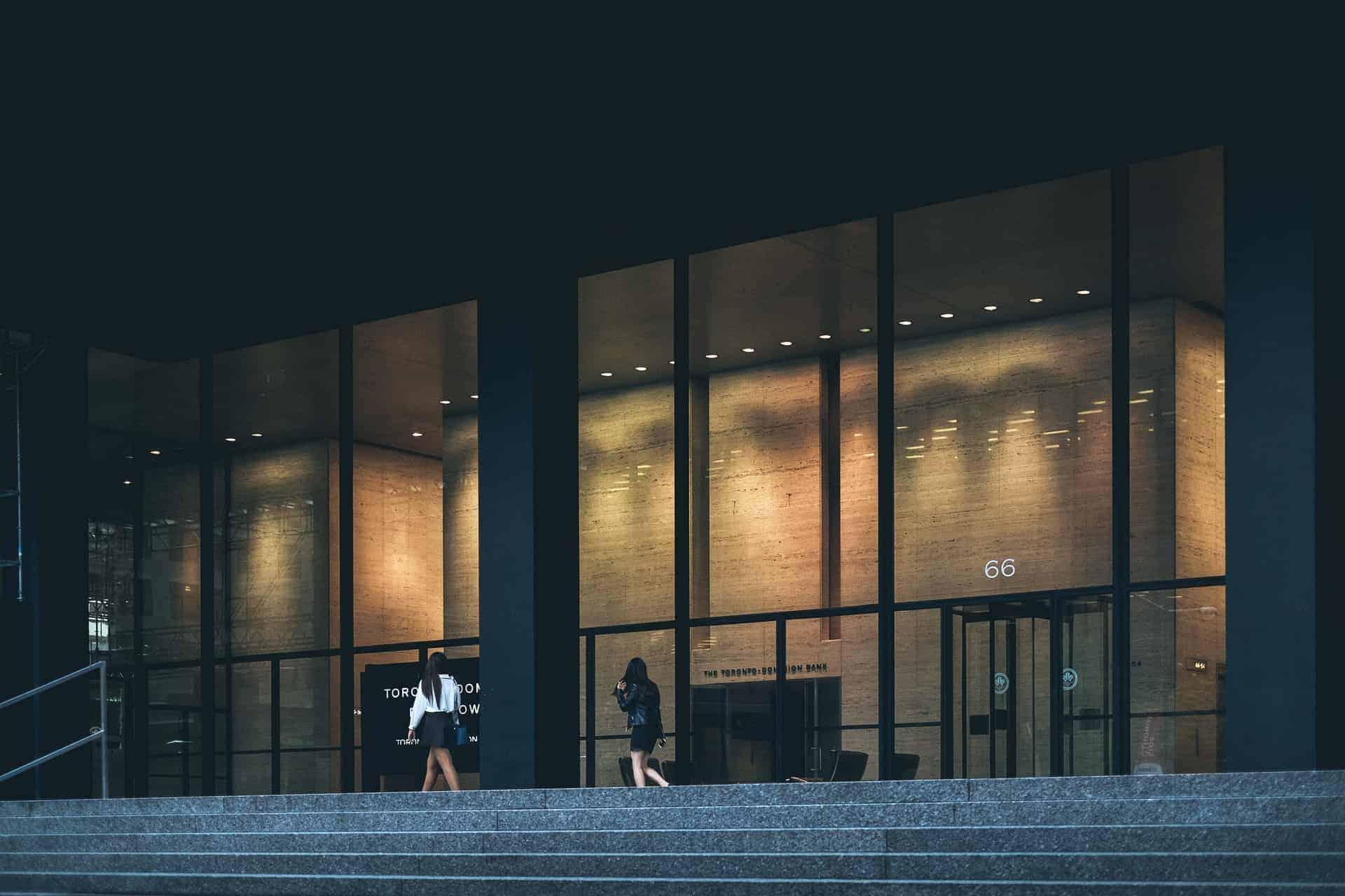 Bureau corporatif à Toronto